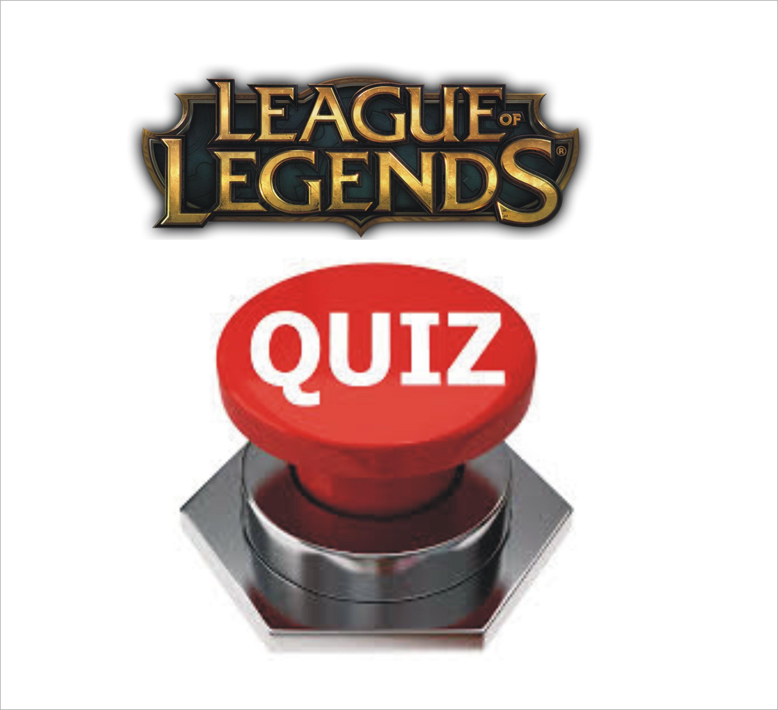 League of Legends Quiz