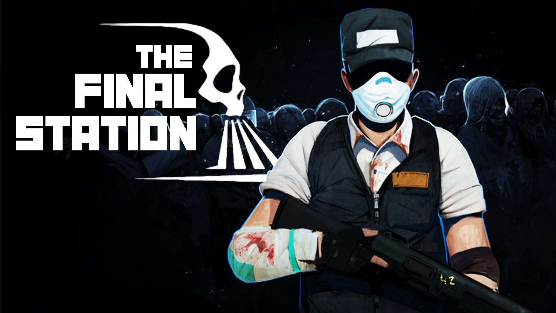 Έ The Final Station