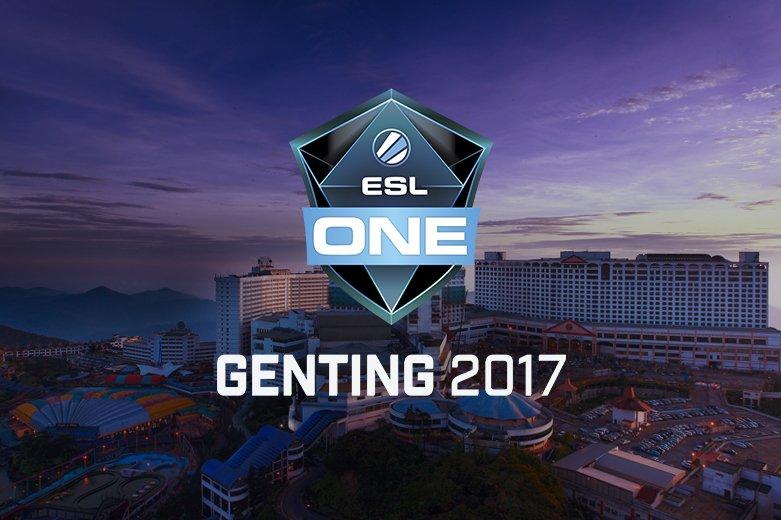 Ανακοινώθηκε το ESL One